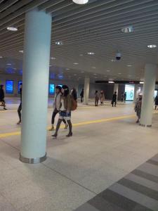 札幌駅ー大通の地下道