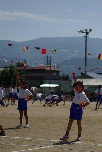 20100918小学校運動会youソーラン節