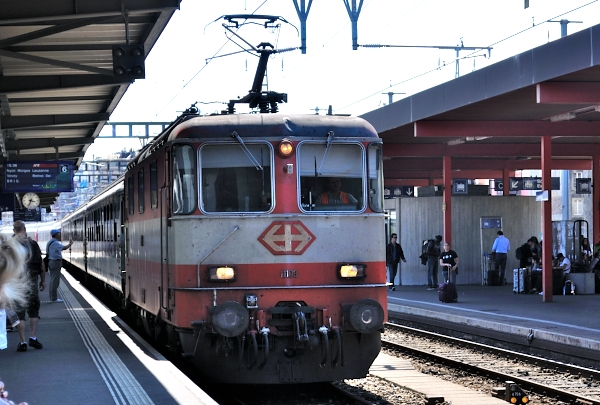 SBB EL 11109