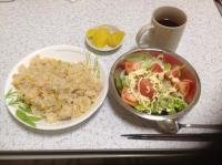 20120629自作飯