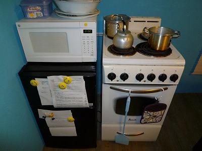 我が家のキッチン台?