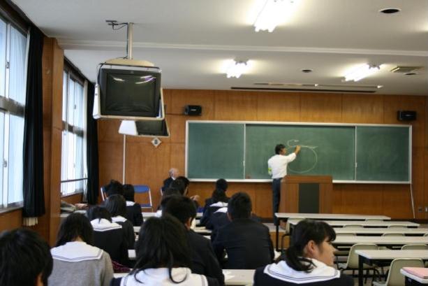 海洋高校講演会2
