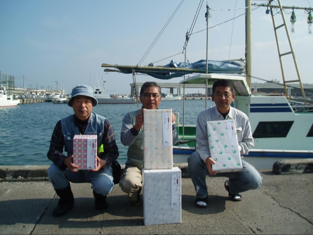 親睦釣り大会2