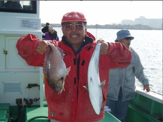 親睦釣り大会1