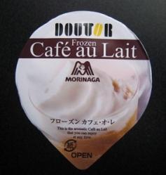 ドトールフローズンカフェ・オ・レ