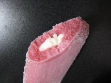 濃い果実バーいちご&ミルク