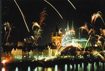 ドイツ お正月