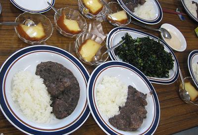 ブラジル料理教室2