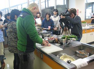 ブラジル料理教室1