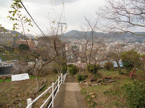 長崎/十字架山