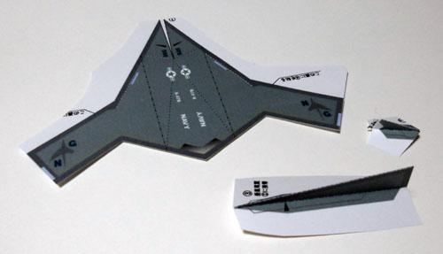 x-47b制作2