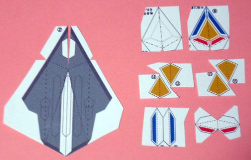 X-47B制作4