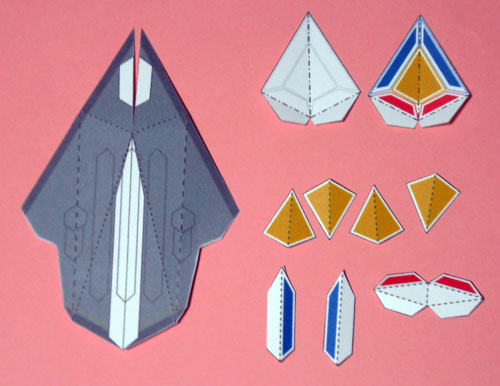 X-47B制作6