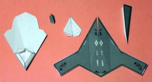 X-47B制作9