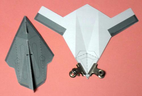 X-47B制作10
