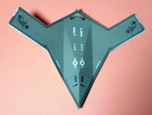 X-47B制作11