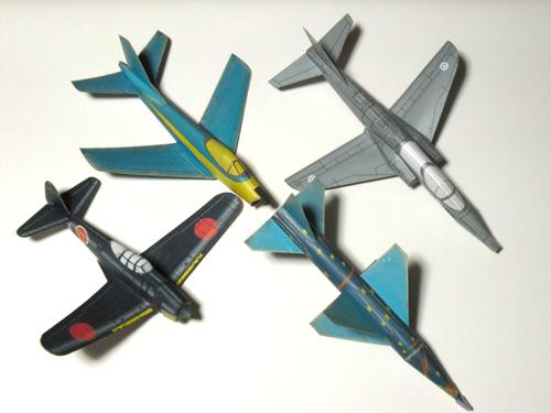 立体胴機たち1