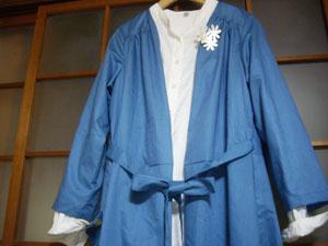 青カシュクール (2)