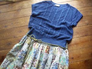 パッチスカート (4)