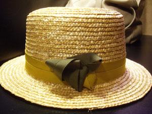 カーキ帽 (1)