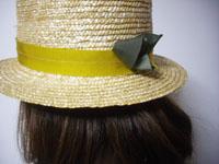 カーキ帽 (2)