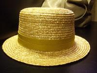 カーキ帽 (3)