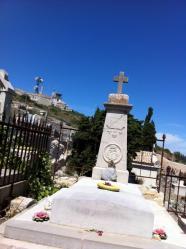 ヴァレリーの墓