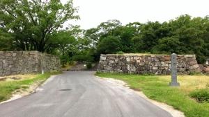 広島城裏御門