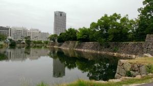 広島城内濠