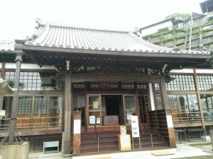 蓮教寺本堂