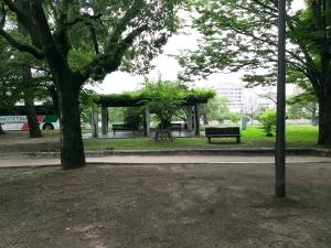 藤井別邸跡2