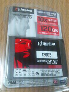 キングストン V300 120G SSD
