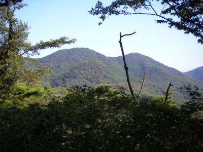 吾妻山風景