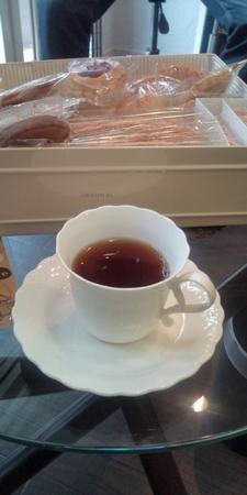 tea time @ credo