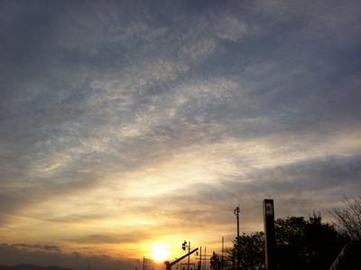 初日の出2012④