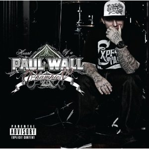 Pall Wall - Heart Of A Champion (Small)