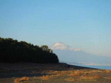 三保の松原富士
