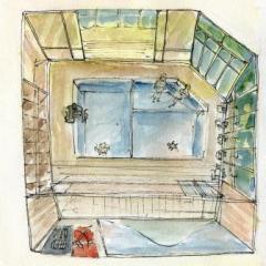 秋寅の風呂屋