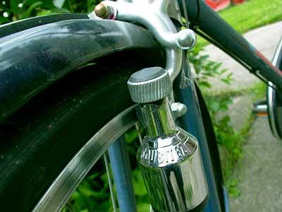 自転車発電機