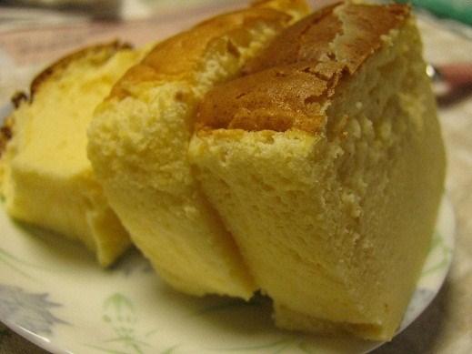 _チーズケーキスフレ