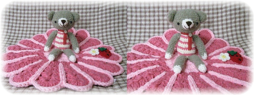 苺な花円座