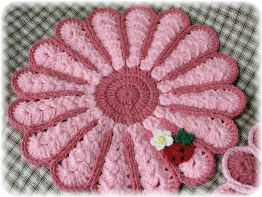 苺な花円座2