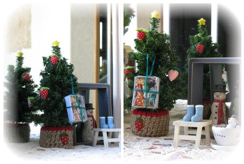 ichigodogさんのクリスマスツリー