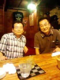 遠藤社長とホンキートンクで