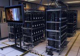 米空軍研究所が制作した「コンドルの群れ」