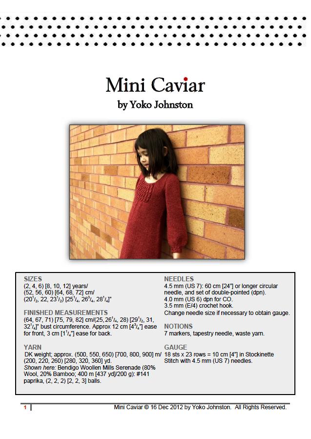 mini Caviar