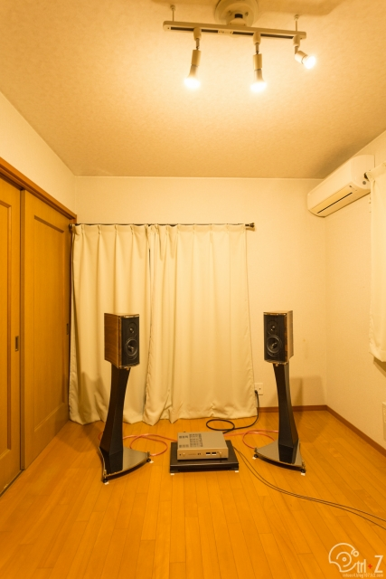 アッコルドの部屋 シーリングスポットライト