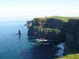 CLIFFS AND MOHER