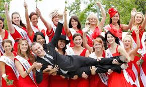 ROSE OF TRALEE 1
