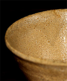 井戸茶碗(新化粧)